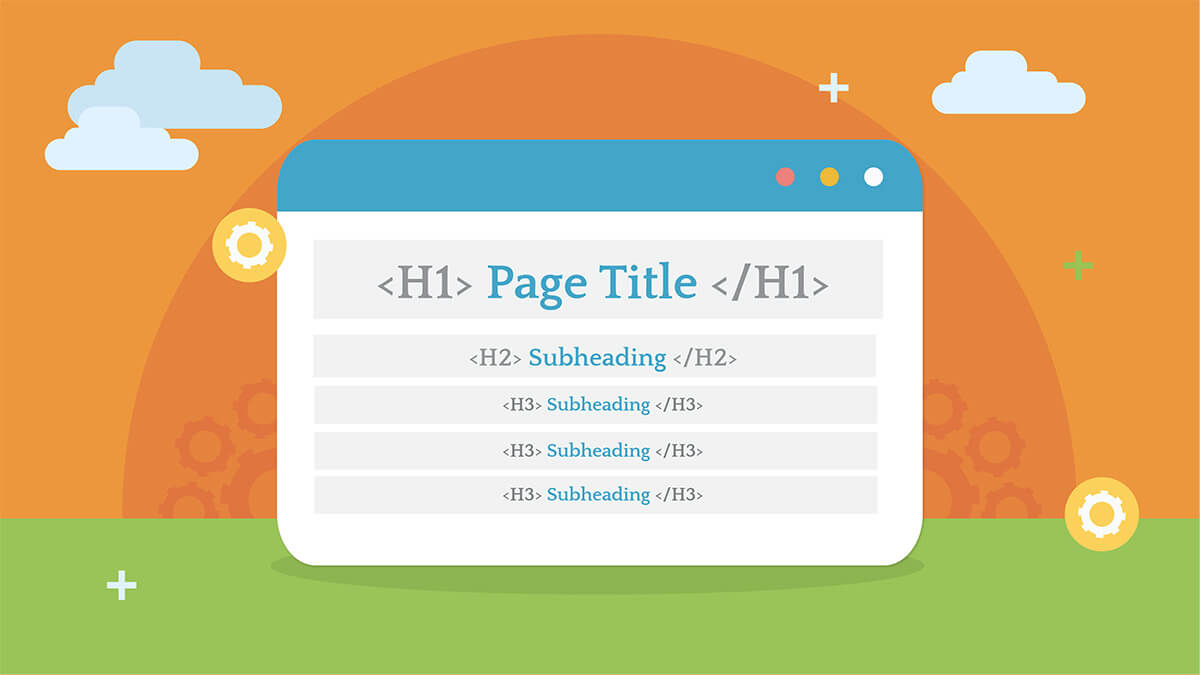 page titles