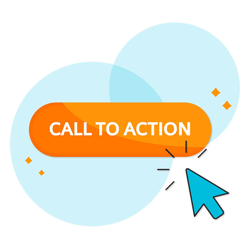 Importance of call to action